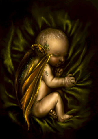 Archivo:Rhaego Targaryen by Gianna Ragagnin©.jpg