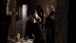 Jeor entrega Garra a Jon HBO