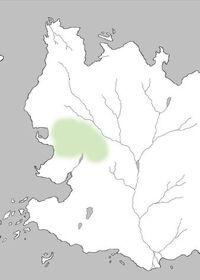Mapa Las Llanuras