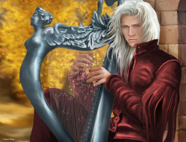 Archivo:Rhaegar Targaryen by M. L. Giliberti©.jpeg