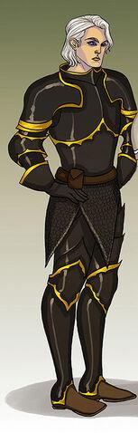 Archivo:Aemond Targaryen by Enife©.jpg