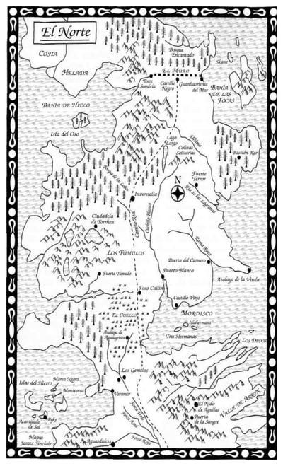 Mapa El Norte FdC