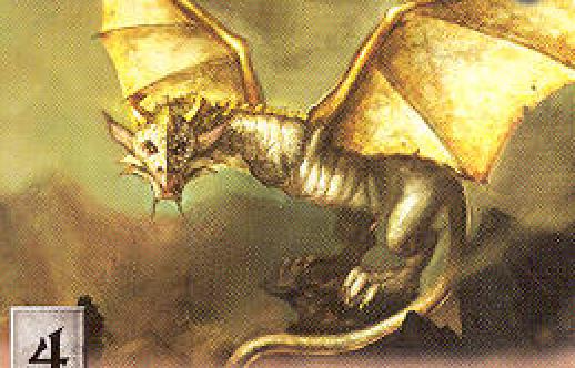 Archivo:Viserion by Scott Altmann, Fantasy Flight Games©.png