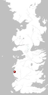 Mapa Refugio Quebrado