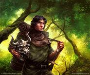 Gendry by JB Casacop, Fantasy Flight Games©