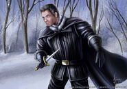 Benjen Stark by Henning Ludvigsen, Fantasy Flight Games©