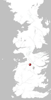 Mapa Seto de Piedra