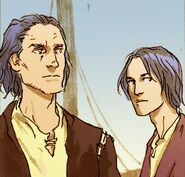 Griff y Griff el Joven by Elisa Poggese©