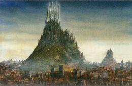 Colina de Visenya by Franz Miklis, Fantasy Flight Games©