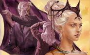 Heritage of the dragon by Veronica Jones, Fantasy Flight Games©