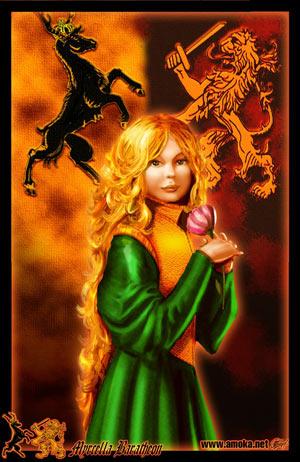 Archivo:Myrcella Baratheon by Amoka©.jpg