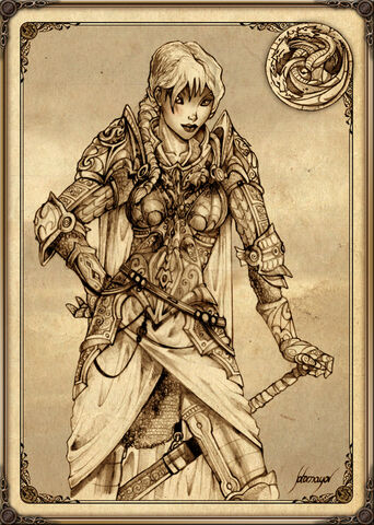 Archivo:Visenya Targaryen by Félix Sotomayor©.jpg