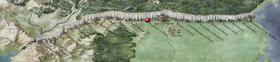 Mapa Puerta de la Reina