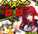Mainpage Cover High School DxD