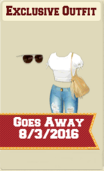 Exclusive Outfit (Too Cool For Summer)