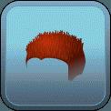 CAESAR CUT (RED)