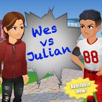 Wes vs Julian