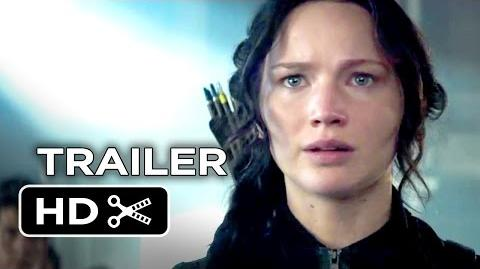 The Hunger Games Mockingjay - Part 1 Official Teaser Trailer 1 (2014) - THG Movie HD