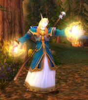 Alliance Priest