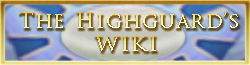 The Highguard's Wikia