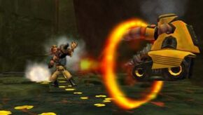 Screenshot psp jak and daxter the lost frontier013