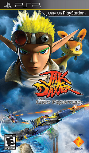 Jak and Daxter- The Lost Frontier