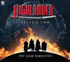 Highlander-horsemen