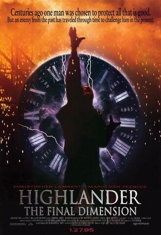 File:Highlander 3 poster.jpg