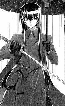 H Saeko raincoat