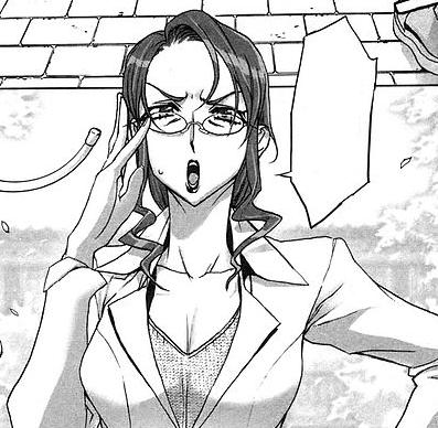 Kyoko Hayashi 1