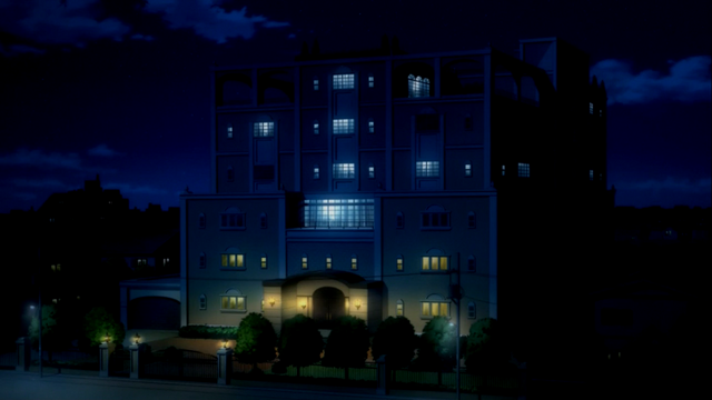 Datei:Hyoudou Residence at night.png