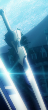 Excalibur Transparency shown in the op