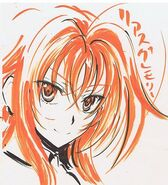 Rias BorN 2 - Animator Sketch