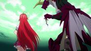Tannin takes Issei to train