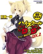 High School DX.2 cover limited