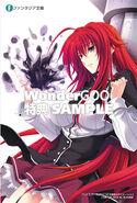 HS DxD - Rias Gremory WonderGoo Vol.10