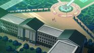 Gremory Household Mansion Back View