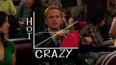 Hot-crazy scale
