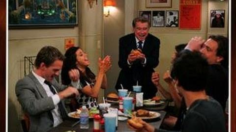 How I Met Your Mother - Season 4 Flashback