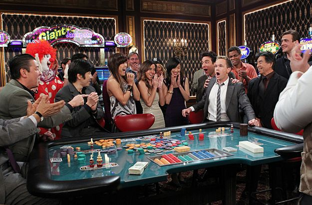 Chinese gambling game how i met your mother electronic gaming device roulette
