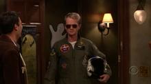 Barney's costume