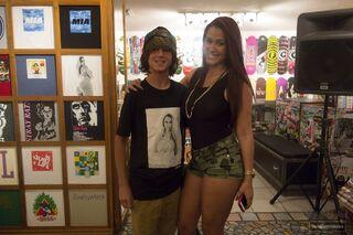 Rosanna Castillo (model)   Hip-Hop Database Wiki   Fandom
