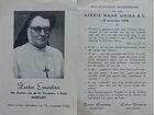 Zuster Ernestine afreis Uvira 1958