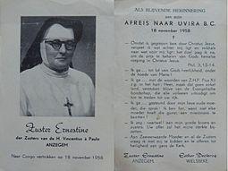File:Zuster Ernestine afreis Uvira 1958.jpg