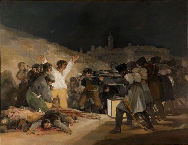 File:El Tres de Mayo Goya.jpg