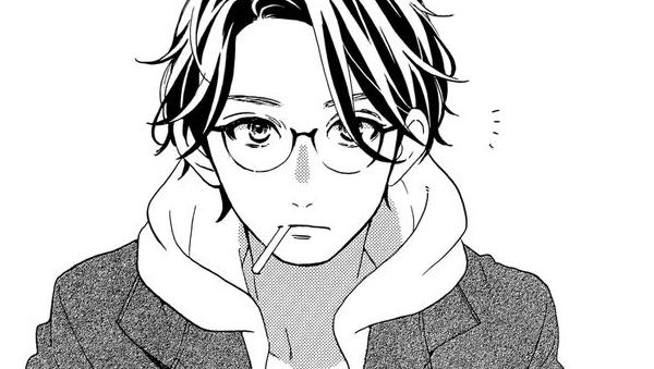 Image - Shishio Glasses1.png   Hirunaka no Ryuusei Wiki