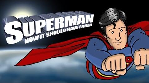 How Superman Should Have Ended