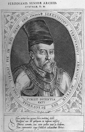 Ferdinand II Tyrol