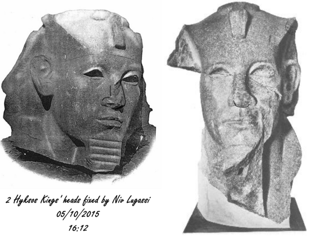 File:2 Hyksos-Canaanite pharaoh-Kings' head fixed 2.0 by Niv Lugassi.png