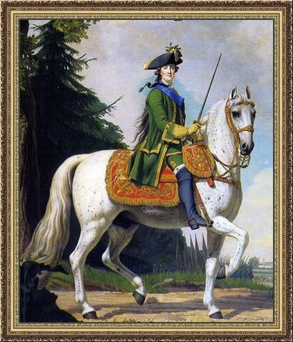 File:Catherine II of Russia by Vigilius Eriksen - Конный портрет Екатерины Великой. - 1762.jpg